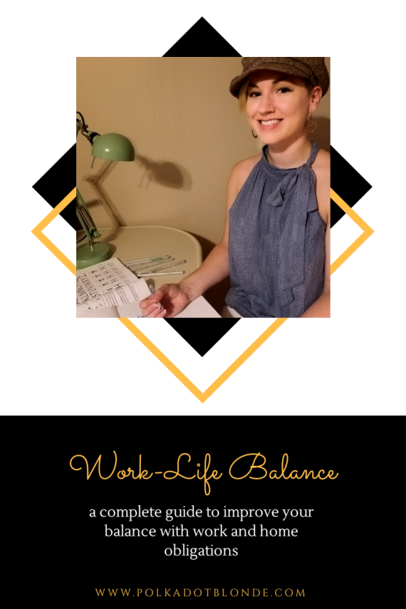 Tips to improve your work-life balance