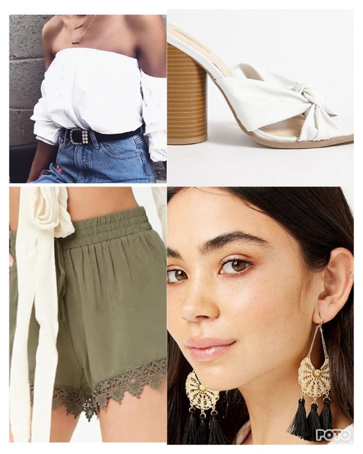 Budget-friendly summer outfit #3