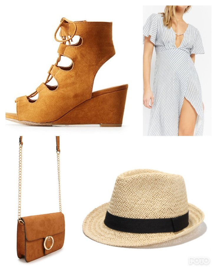 Budget-friendly summer outfit #4