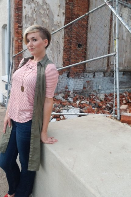 Long vest outfits for summer and fall